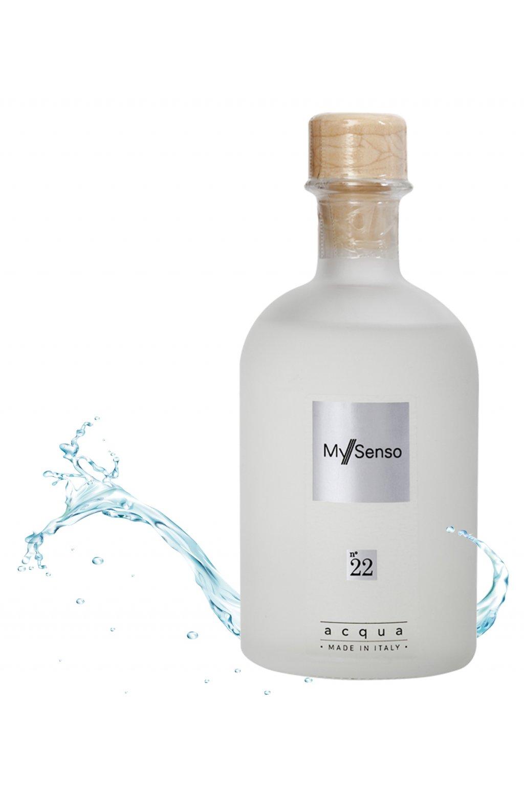 180 my senso nahradni napln pro aromaticky difuzer n 22 acqua vune more 240ml