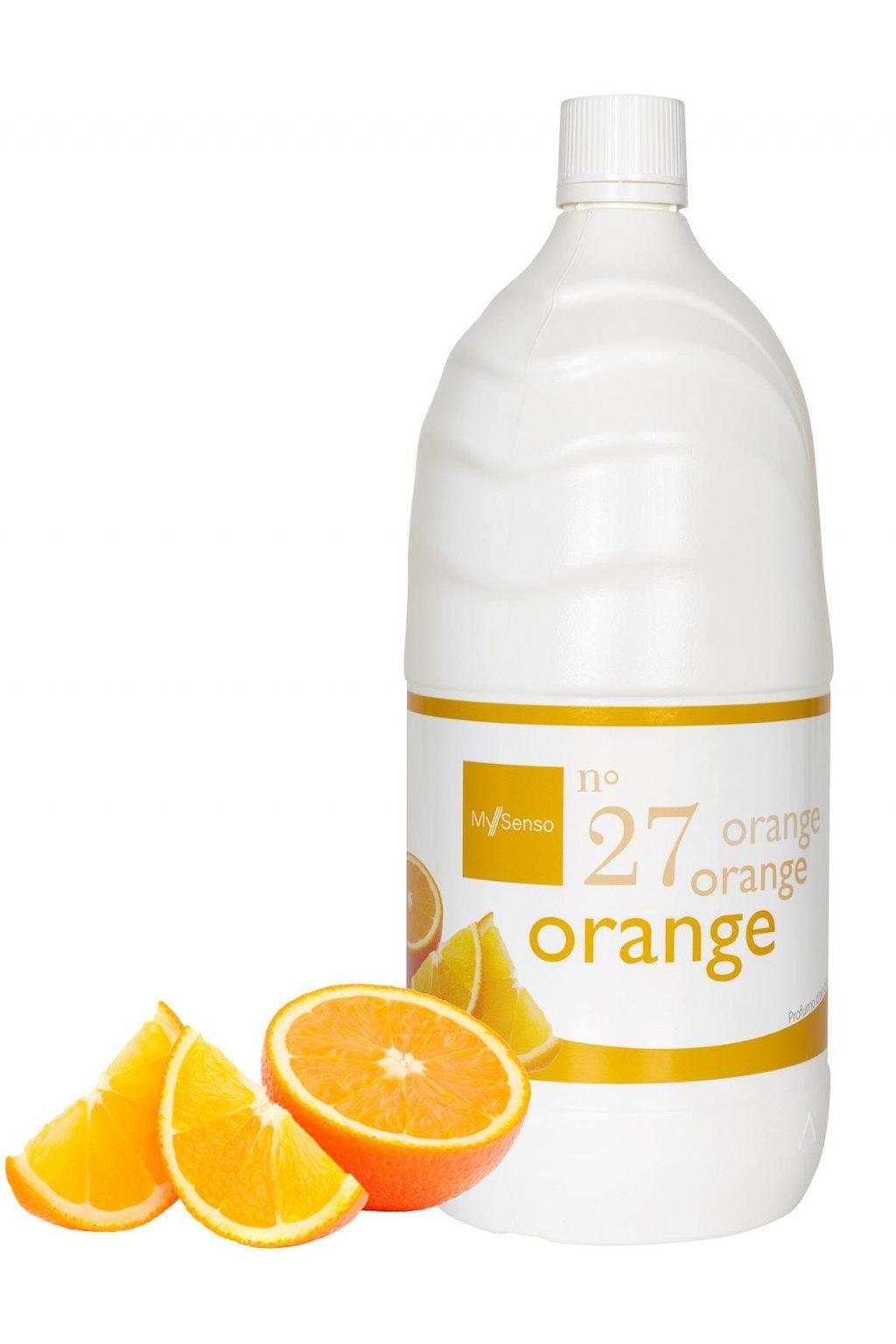 210 my senso nahradni napln pro aromaticky difuzer n 27 orange pomeranc 2000ml