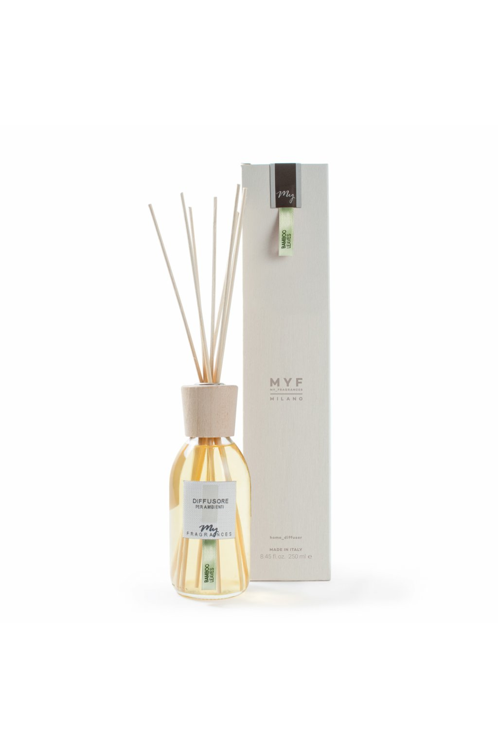 453 myf classic aroma difuzer bamboo leaves bambusove listy 250ml