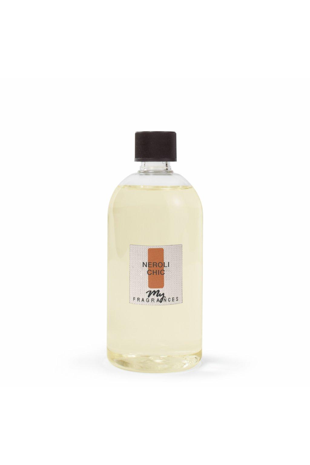 582 myf napln pro aromaticky difuzer neroli chic horky pomeranc a bergamot 500ml