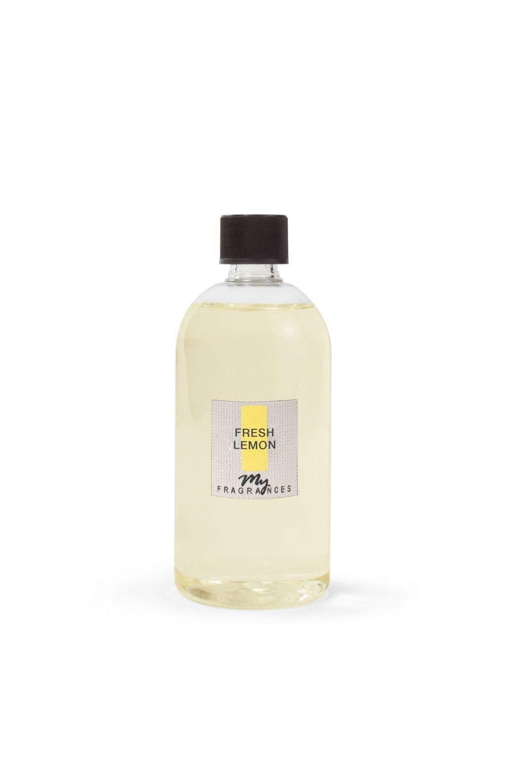 579 myf napln pro aromaticky difuzer fresh lemon citron sporys bergamot a jasmin 500ml