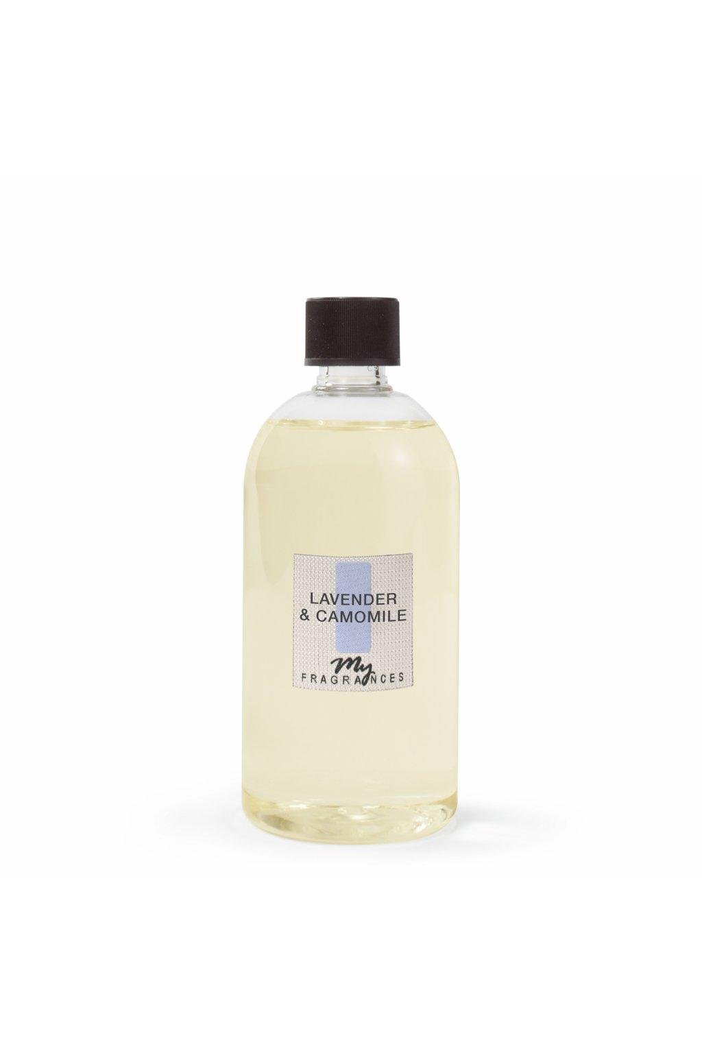 588 myf napln pro aromaticky difuzer levander canomile levandule a hermanek 500ml