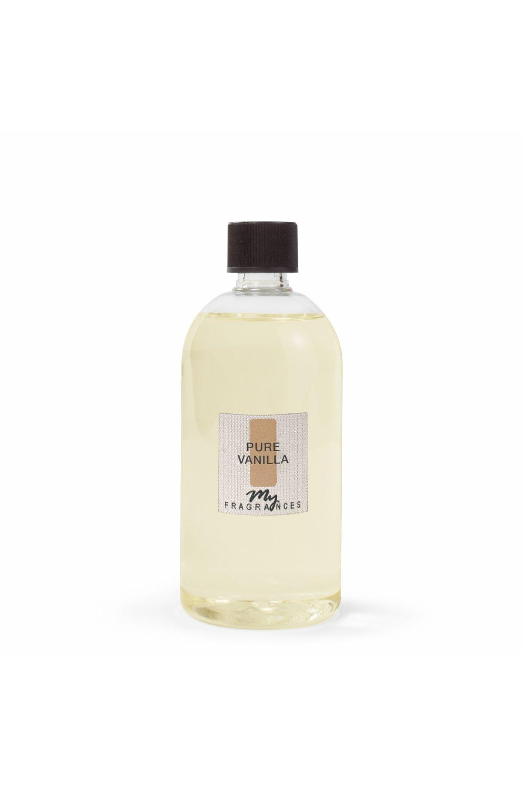 573 myf napln pro aromaticky difuzer pure vanila vanilka z madagaskaru 500ml