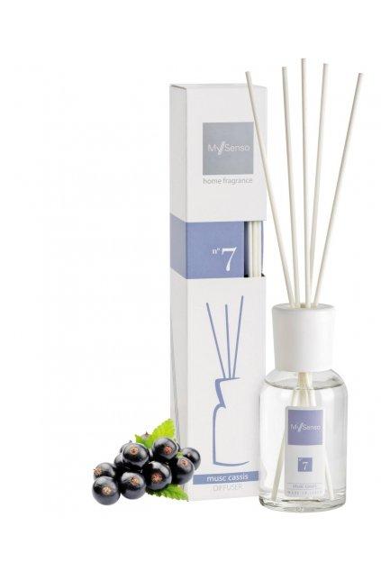 75 my senso aromaticky difuzer midi 100ml n 7 musc cassis cerny rybiz