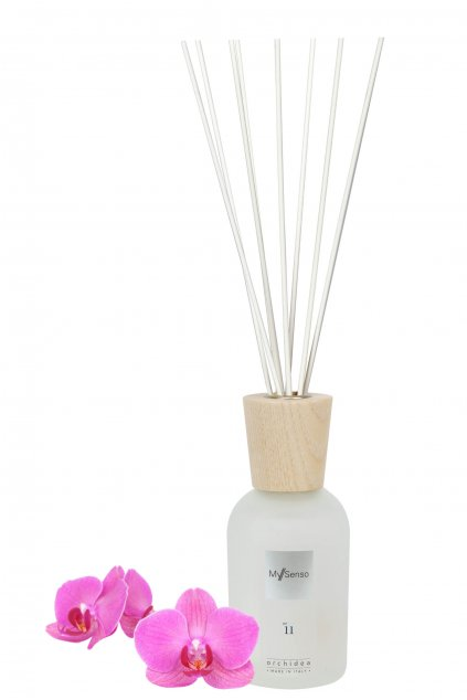 120 my senso aromaticky difuzer premium n 11 orchidea 240ml orchidej