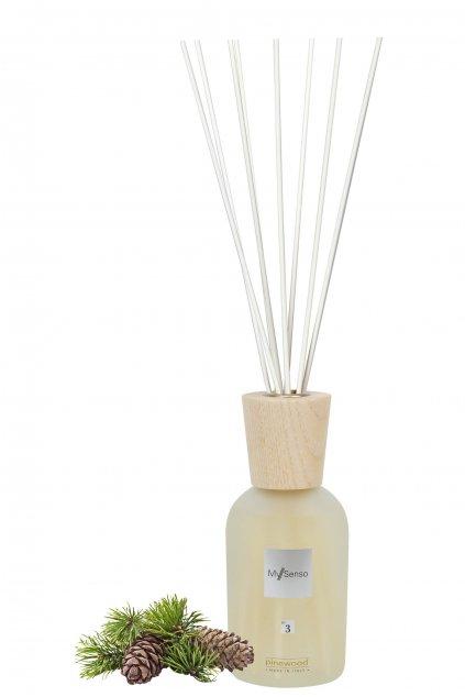 108 my senso aromaticky difuzer premium n 3 pinewood 240ml borovice