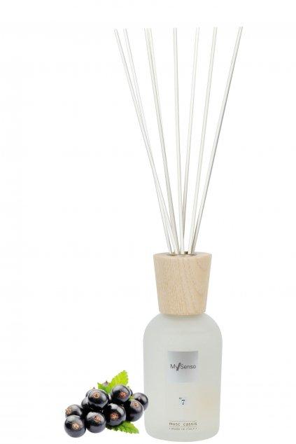 111 my senso aromaticky difuzer premium n 7 musc cassis 240 ml cerny rybiz