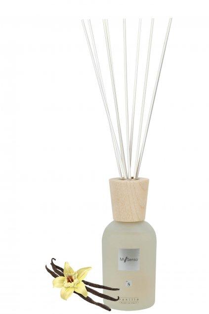 114 my senso aromaticky difuzer premium n 8 vanilla 240ml vanilka