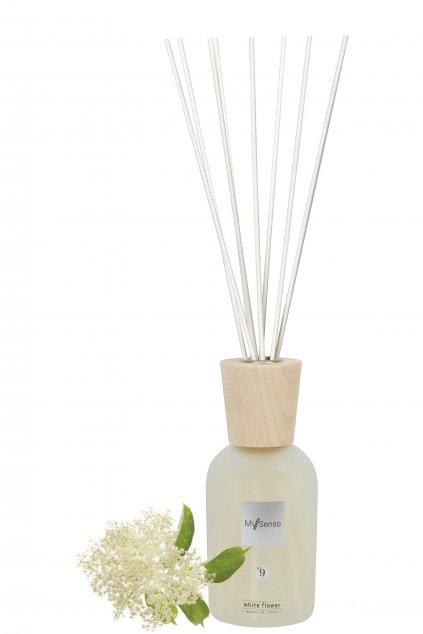 117 my senso aromaticky difuzer premium n 9 white flower 240ml cerny bez