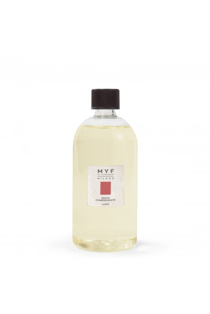 567 myf napln pro aromaticky difuzer white pomegranate pomeranc granatove jablko 500ml