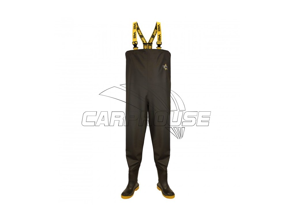 vass tex 350 lightweight pvc chest wader full image 1mb (1)