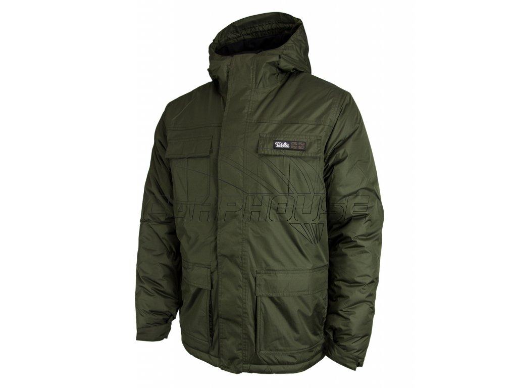 Olive Polar Jacket 1