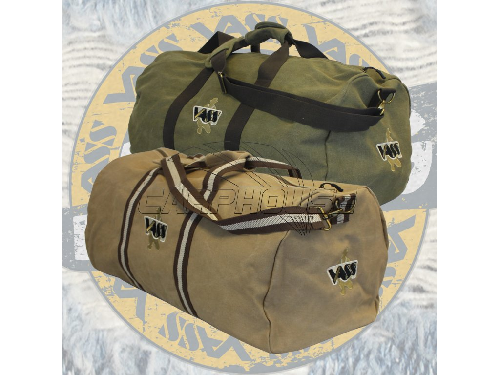 Vass Casual Bag (Holdall) Sand & Khaki icon.1mb. (1)