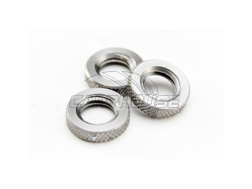 240 stainless locking nuts vymezovaci krouzky nerezove