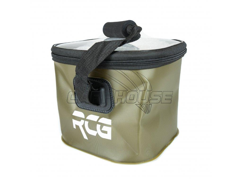 Kompresní EVA tašky se zipem RCG - velikost XS