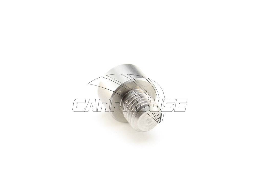 Blanking cap - nerezová šroubovcí zátka (Velikost Rock Solid)