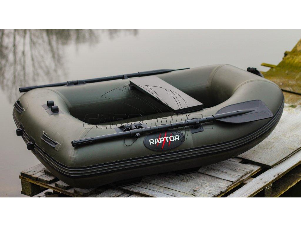 Člun Raptor X 170 FAST ROLL UP (Podlaha Laťková)