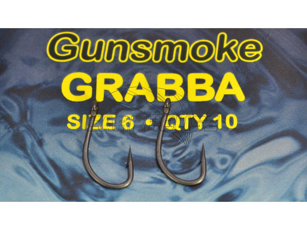 GUNSMOKE GRABBA (Velikost 5)