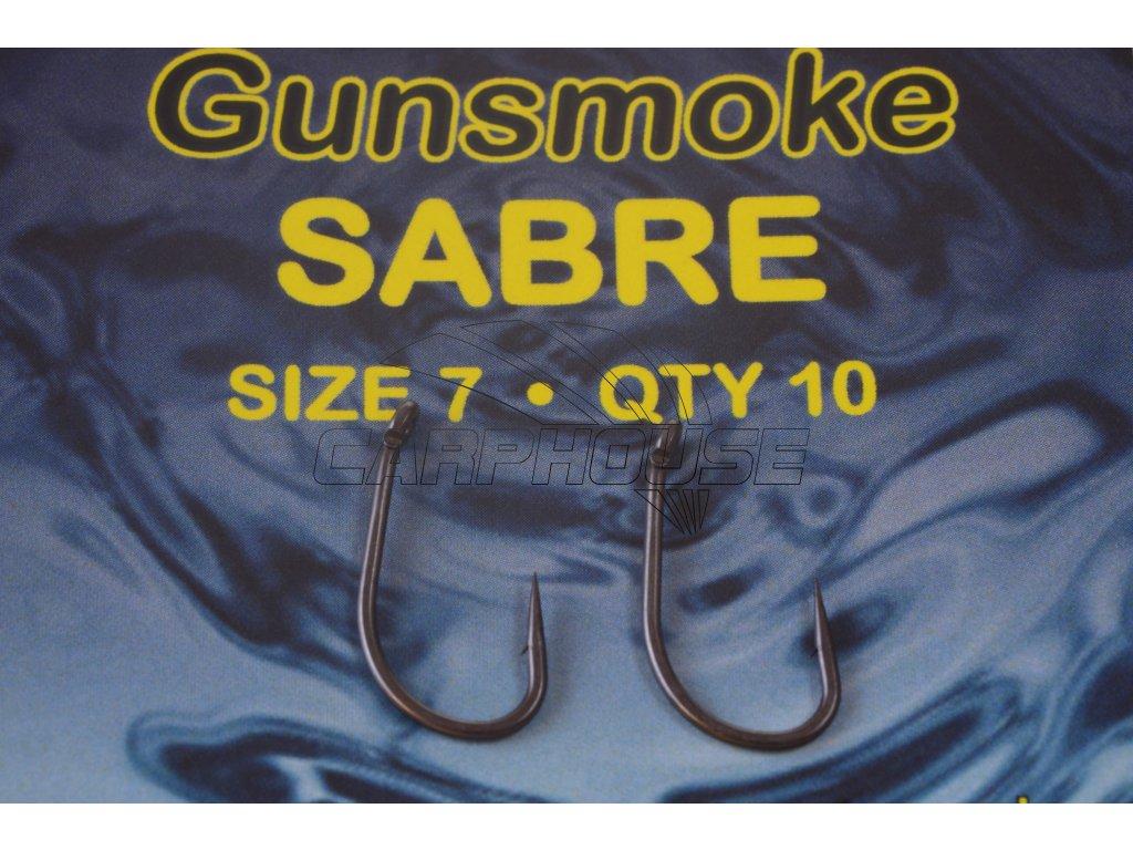GUNSMOKE SABRE (Velikost 4)