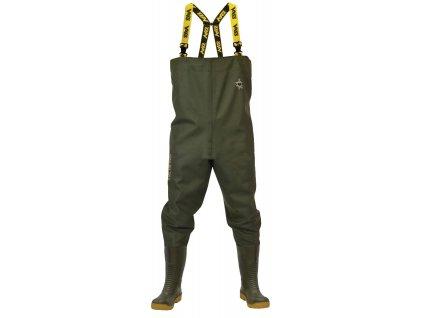 Prsačky (brodící kalhoty) Vass-Tex 700 Nova E Edition (Velikost UK / EUR 10 / 44-45)