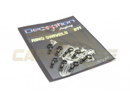 ring swivels 11