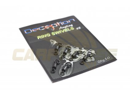 Ring swivels 8