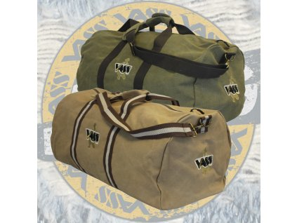 Vass Casual Bag (Holdall) Sand & Khaki icon.1mb. (1)
