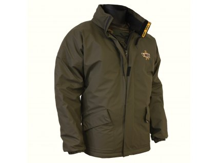 Team Vass 175 Winter Jacket Khaki Edition