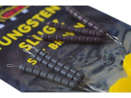 """Tungsten Slugz - tungstenové """"bročky"""" (Barva Hnědá)"""