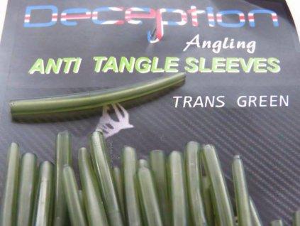 Anti Tangle Sleeves - prevleky proti zamotání 25ks (Barva Hnědá)