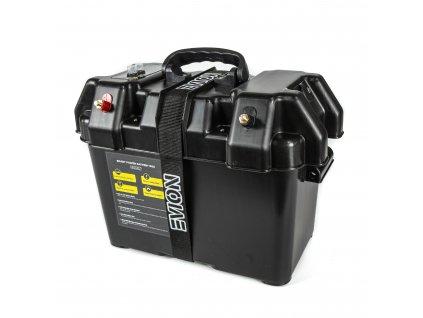 Box na trakční baterie 12V