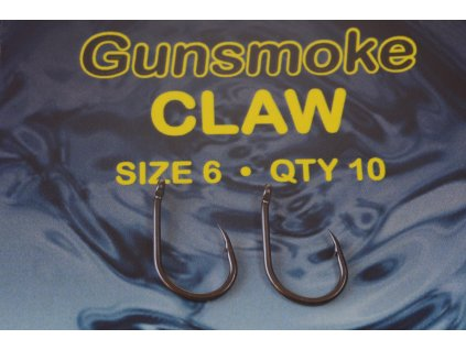GUNSMOKE CLAW (Velikost 4)