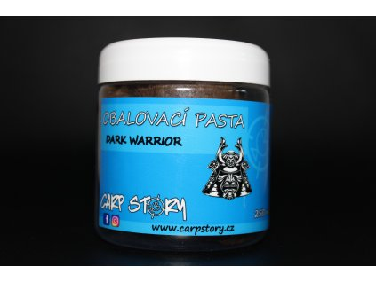 Obalovací pasta Dark Warrior Carpstory