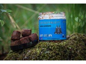 Chytací pelety Dark Warrior Carpstory