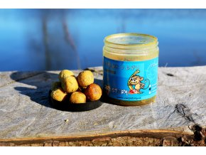Boilies v dipu Banoffee ( Banán + Karamel )