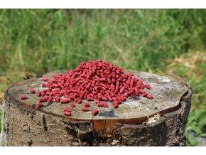 Pelety Red Queen ( Jahoda + Oliheň ) 3mm