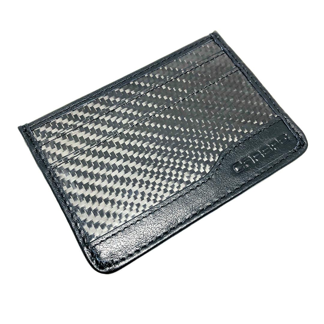 CARSPE RFID Karbonové pouzdro na karty