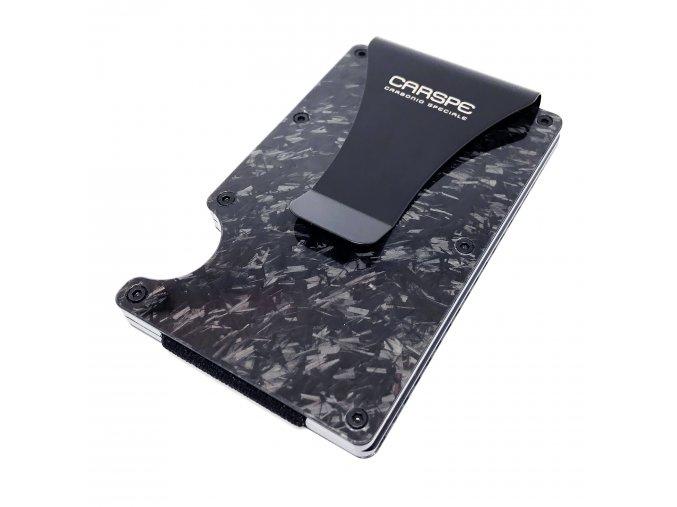 CARSPE Karbónová spona na karty