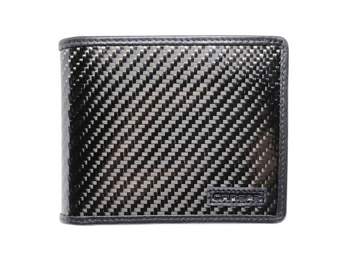 CARSPE RFID Karbónová peňaženka