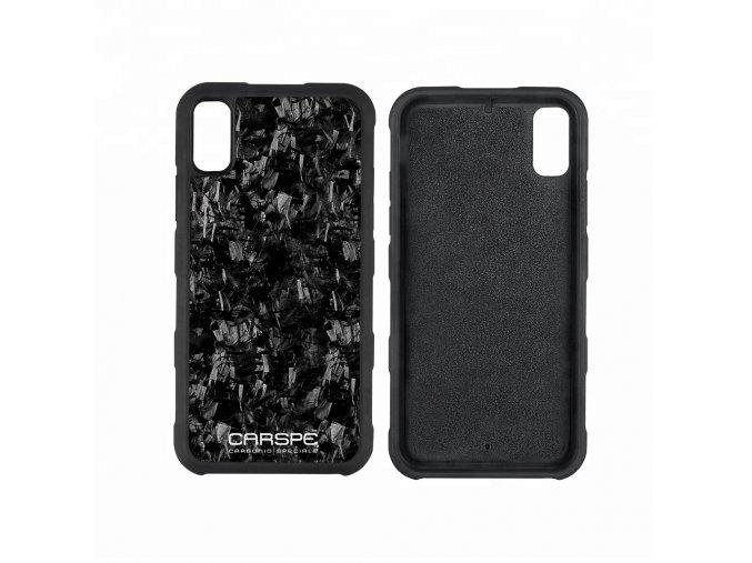 CARSPE Karbónový obal na iPhone