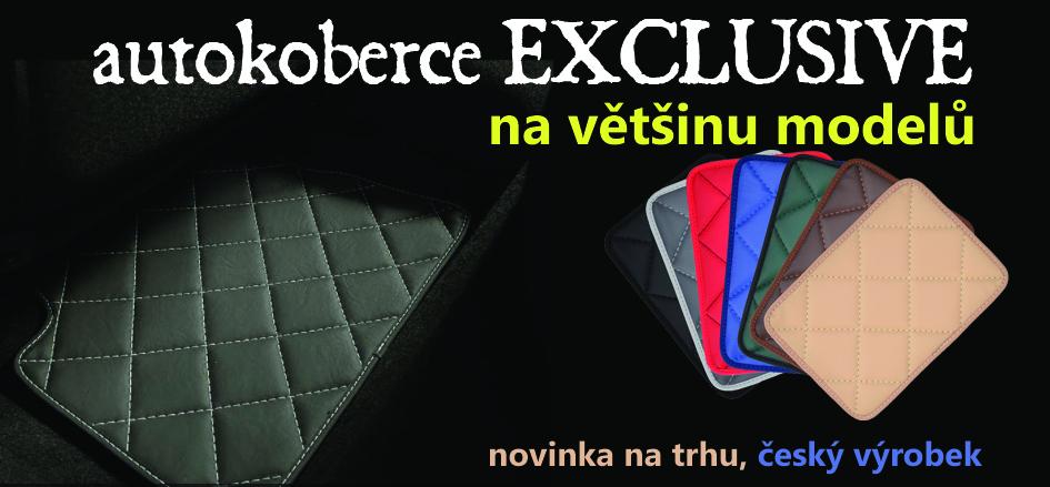 Textilní koberce Exclusive