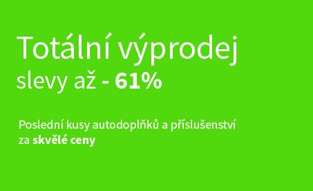 Výprodej - Slevy až 61%