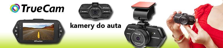 Autokamery, kamery do auta Truecam