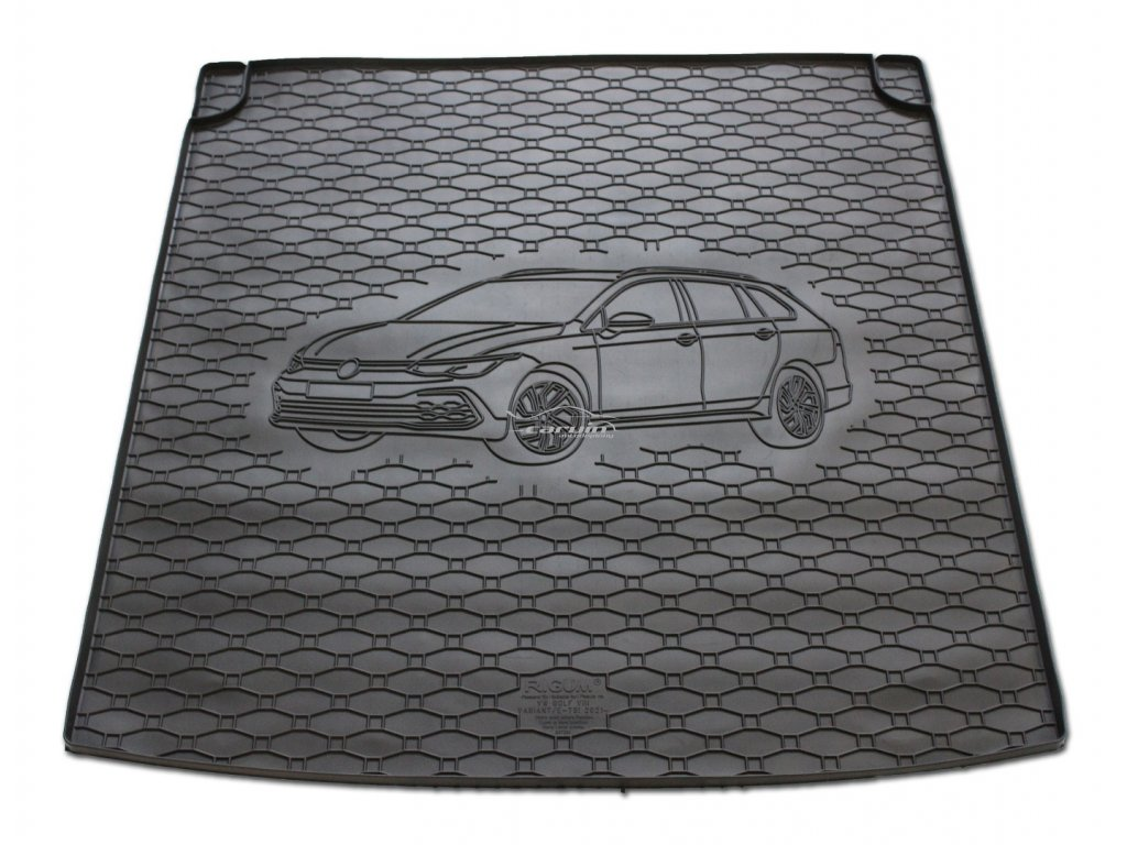 Vana do kufru gumová RIGUM Volkswagen Golf VIII Variant (E-TSI) 2021-