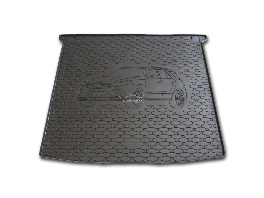 Vana do kufru gumová RIGUM Mercedes GLE W166 2015-