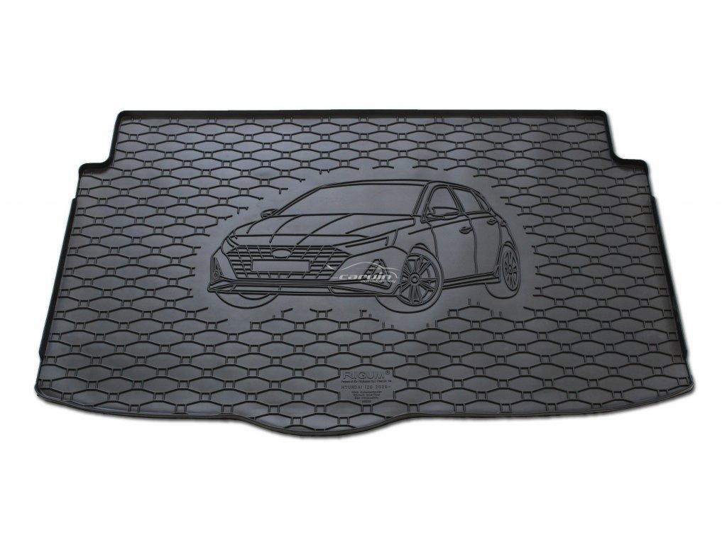 Vana do kufru gumová RIGUM Hyundai i20 bez mezipodlahy 2020-