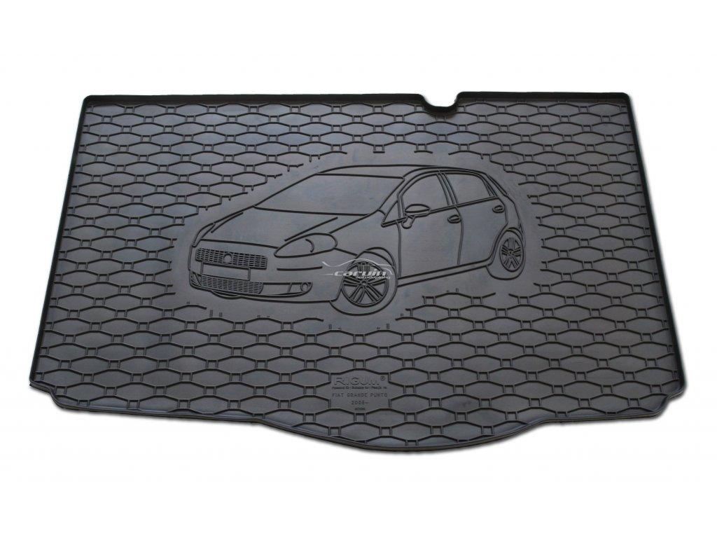 Vana do kufru gumová RIGUM Fiat Punto Grande 2006-