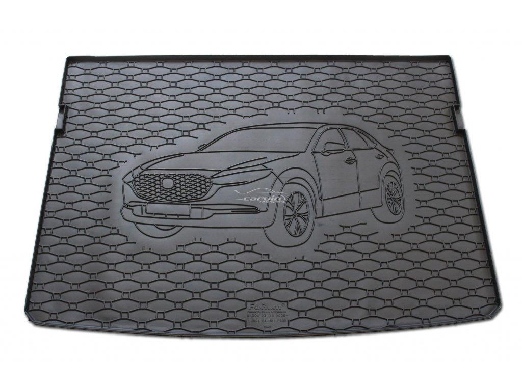 Vana do kufru gumová RIGUM Mazda CX-30 Smart Cargo Board 2020-