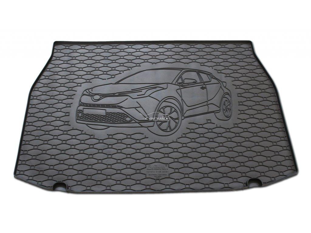 Vana do kufru gumová RIGUM Toyota C-HR horní poloha 2016-