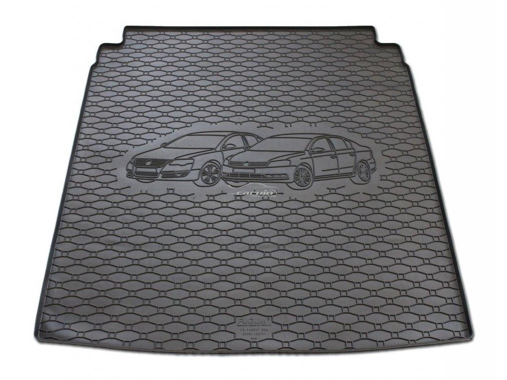 Vana do kufru gumová RIGUM Volkswagen Passat B6 sedan 2005-